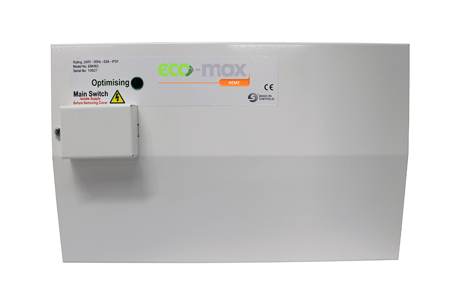 Eco-Max Home - Box front view, GW Energy