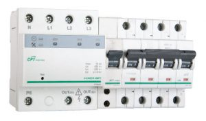 Surge Protection, GW Energy