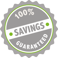 100 % Guaranteed Savings - GW Energy