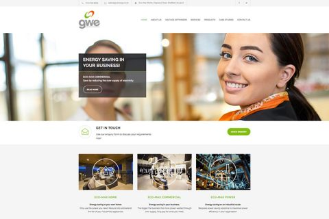 Sheffield Manufacturer launches Energy Saving Website