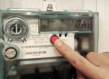 Smart electric meter, GW Energy