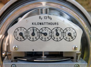 Electric meter, GW Energy